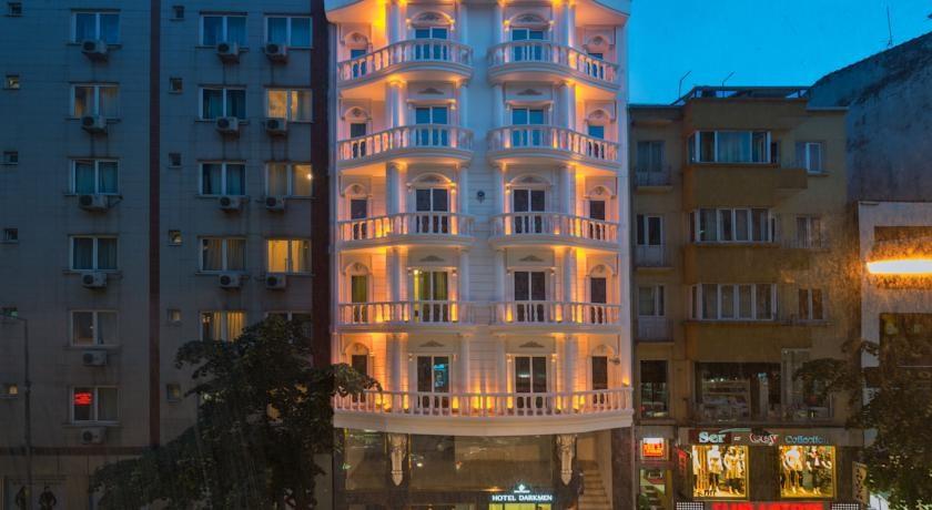 Darkmen Hotel 2