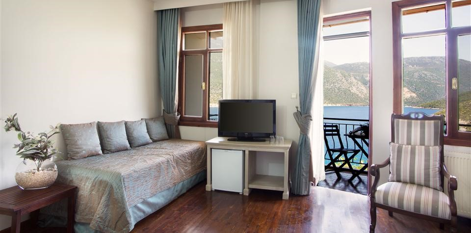 Club Hotel Barbarossa Kaş